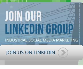 industrial social media branding